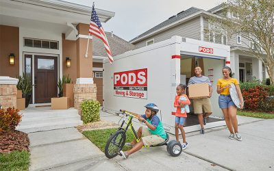 Considering Moving Pods? Store these tips first…